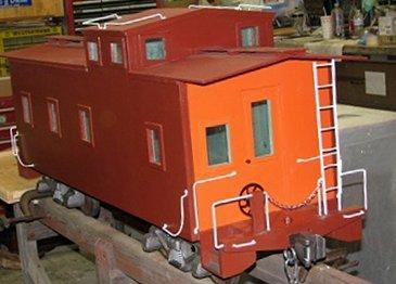 Bitter Creek Western Railroad (BCWRR): For Sale